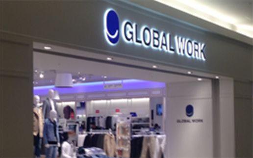 GLOBAL WORK様